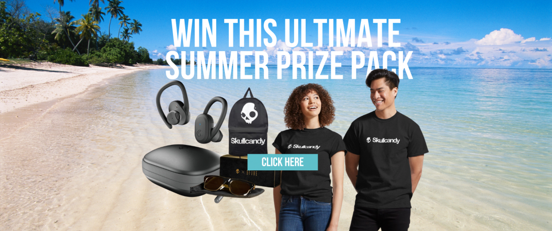 Skullcandy Win Page
